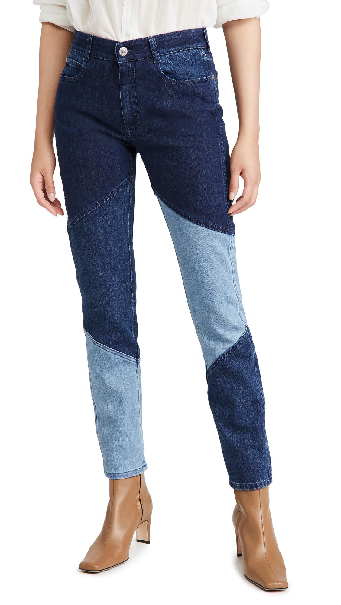 Stella McCartney Stella Upcycle Jeans