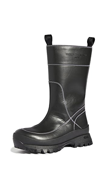 Stella McCartney Trace Utility Boots