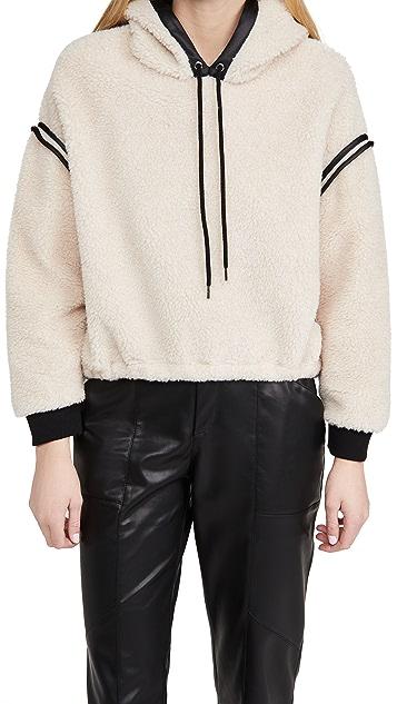 Stella McCartney Teddy 拉绒运动衫