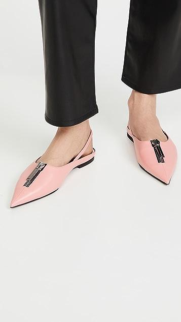 Stella McCartney Zipit Shoes