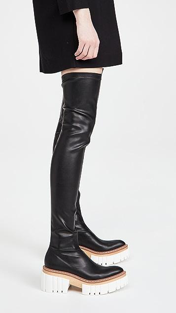 Stella McCartney Emilie High Boots