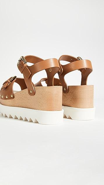 Stella McCartney Elyse 凉鞋