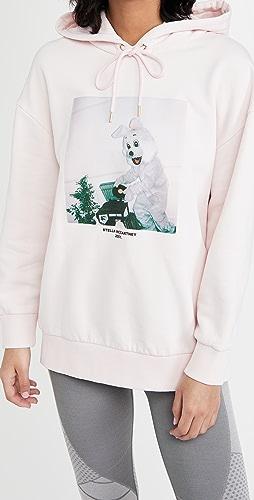 Stella McCartney - Bunny Hoodie Sweatshirt