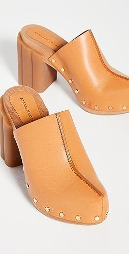 Stella McCartney - 雏菊木底鞋
