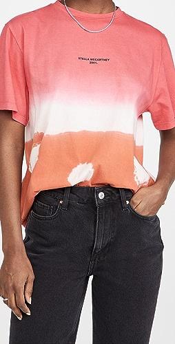 Stella McCartney - Shibori Tie Dye T-Shirt