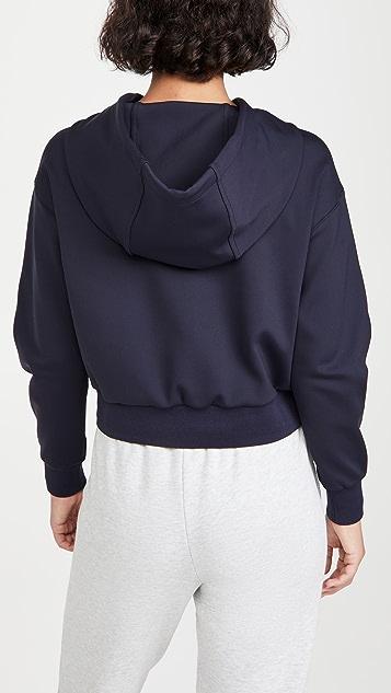 Stella McCartney Scuba Logo Print Sweatshirt