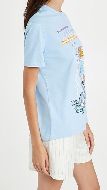 Stella McCartney Eco Hero 印花 T 恤