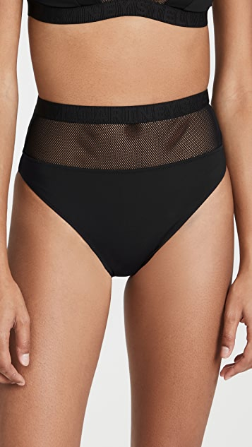 Stella McCartney High Waist Bikini Bottoms