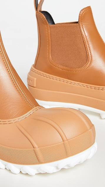 Stella McCartney Chain Sole Boots