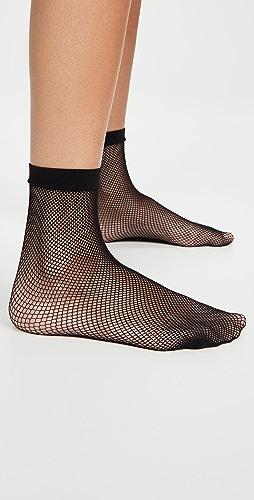 Stems - Micro Fishnet Sneaker Socks