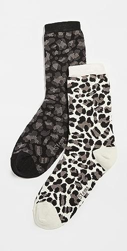 Stems - Leo Socks 2 Pack