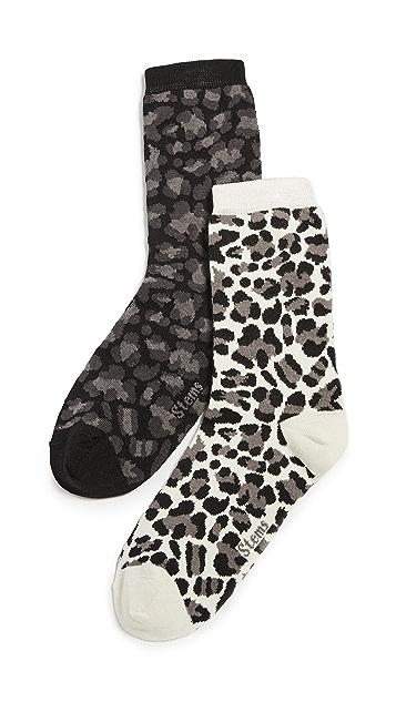 Stems Leo 袜子 2 双装