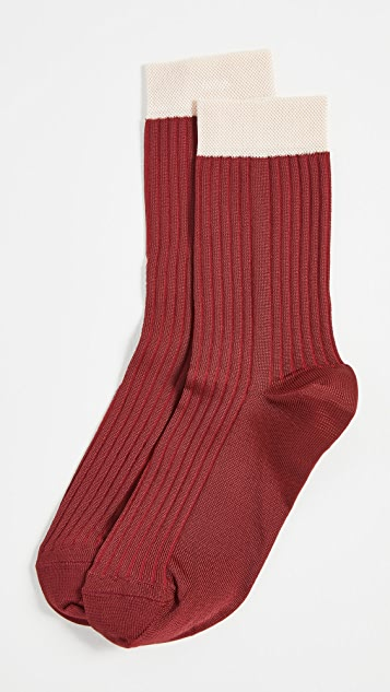 Stems Colorblock Socks