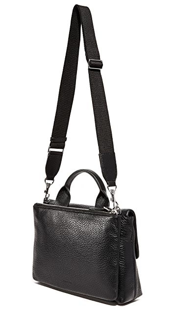Steven Alan Riley Satchel