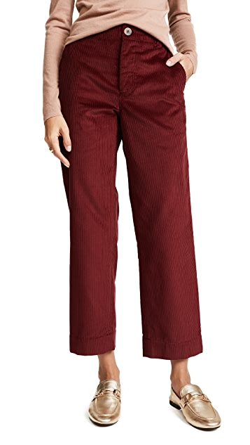 Steven Alan Trill Corduroy Pants
