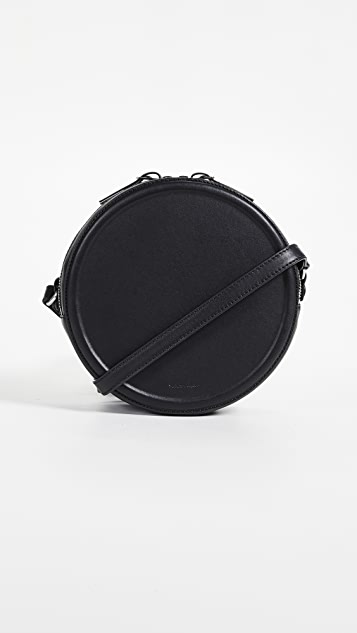 Steven Alan Oliver Circle Bag Cross Body Bag - Black