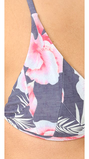 Stone Fox Swim Isla Top