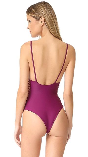 Stone Fox Swim Hermosa Swimsuit