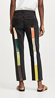 Still Here Canyon Rainbow Tate Jeans