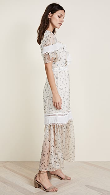 Stevie May Sweet Collide Maxi Dress