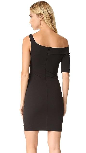 ST Olcay Gulsen Asymmetrical Dress