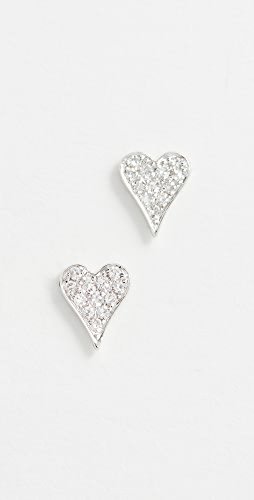Stephanie Gottlieb - Mini Heart Studs