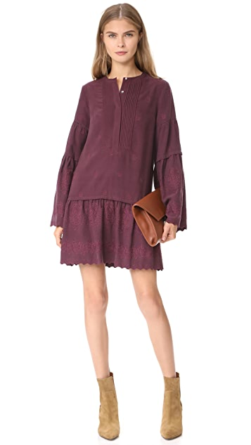 St. Roche Marcy Shirtdress