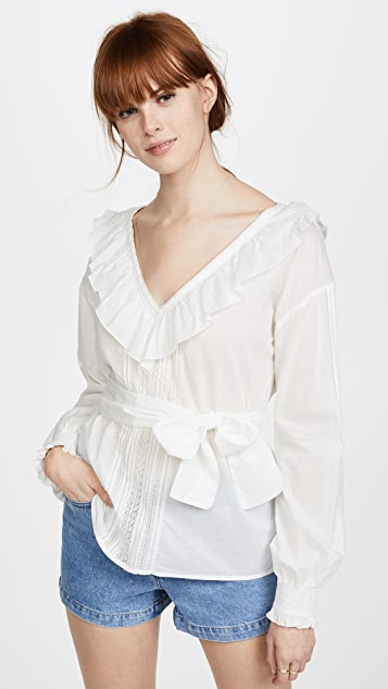 St. Roche Camille Blouse