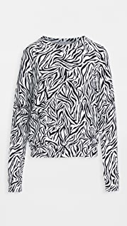 Stripe & Stare Safari Sweatshirt