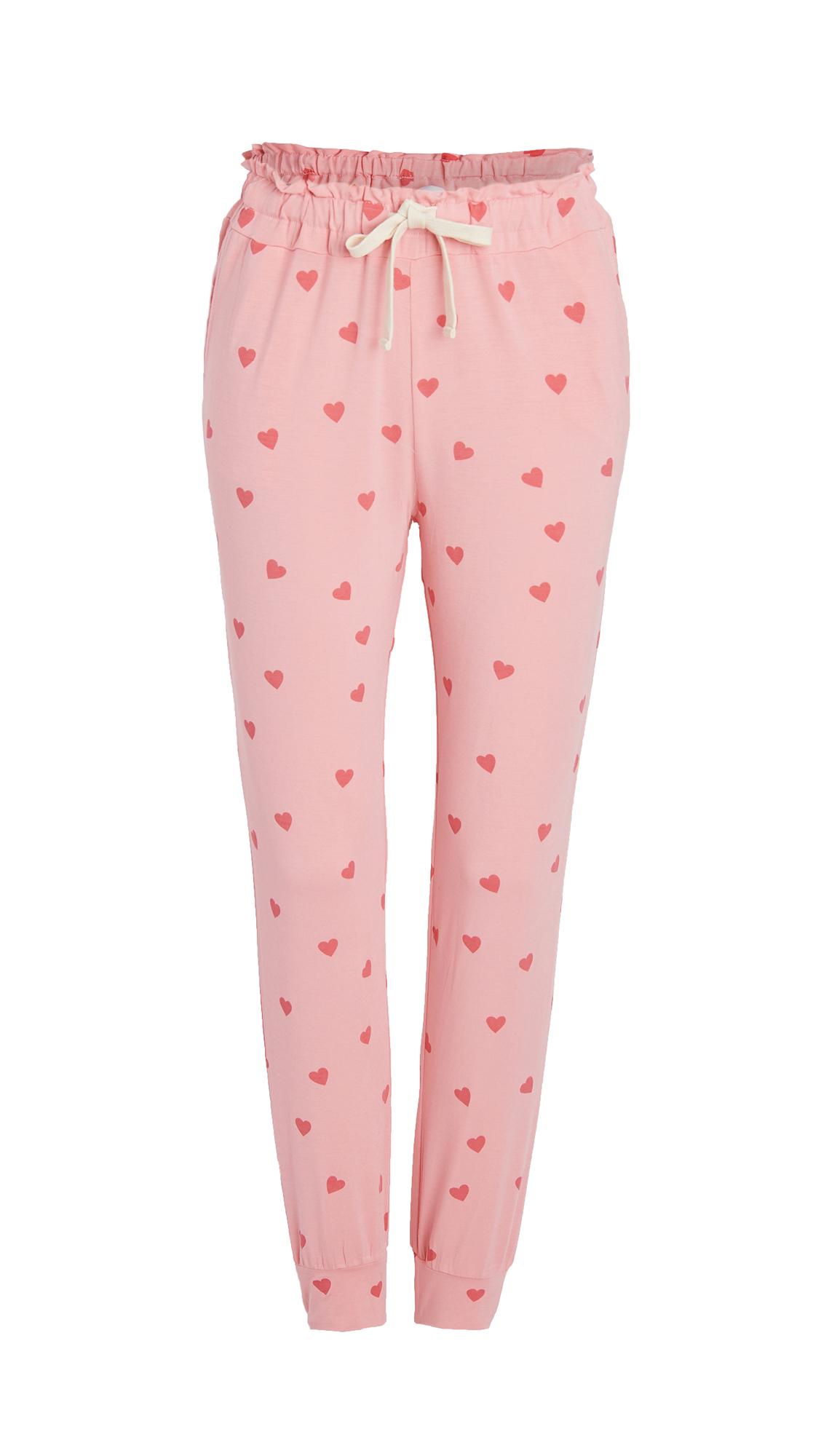 Stripe & Stare Heart Throb Lounge Pants