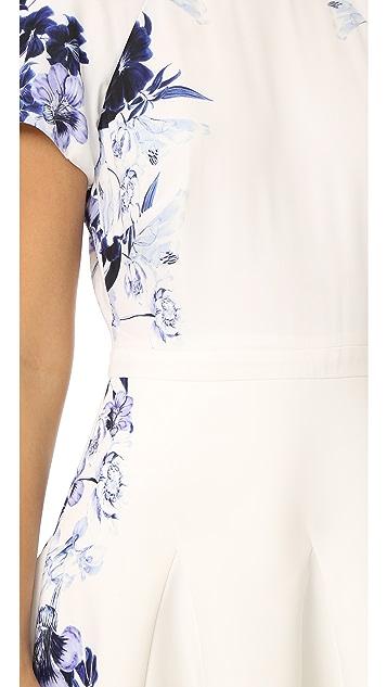 STYLESTALKER Seine Floral Dress