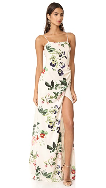 STYLESTALKER Angeles Maxi Dress