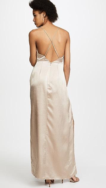 STYLESTALKER Lilah Maxi Dress
