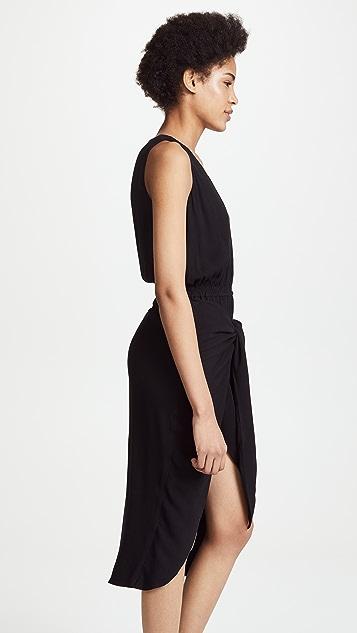 STYLESTALKER Mabel Draped Dress