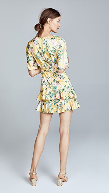 STYLESTALKER Isabella A Line Dress