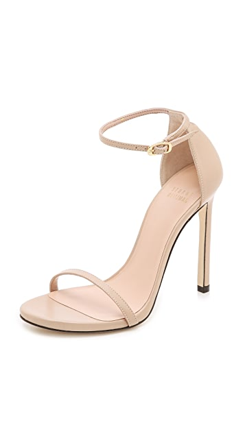 0b4dfc8697f1 Stuart Weitzman Nudist 110mm Sandals