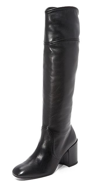 Stuart Weitzman Tubetop Boots