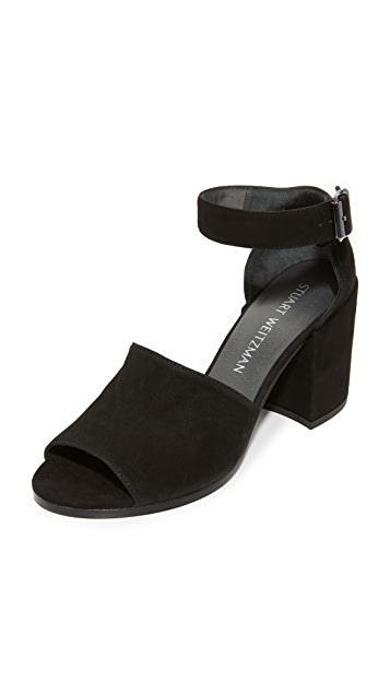 Stuart Weitzman Soho Gal Sandals