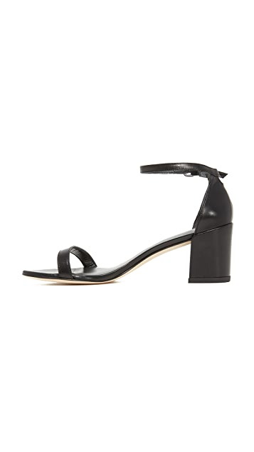 Stuart Weitzman Simple City Sandals