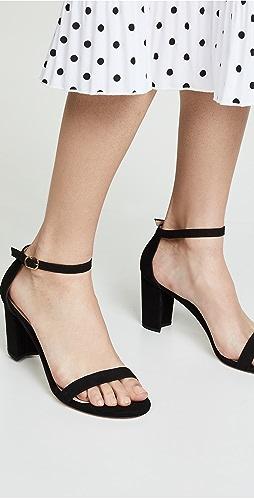 Stuart Weitzman - Nearlynude Sandals