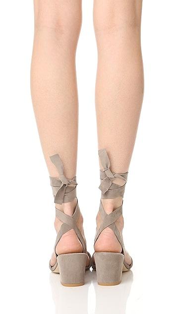 Stuart Weitzman Swifty City Sandals