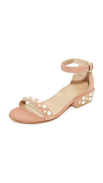 Stuart Weitzman Allpearls Sandals