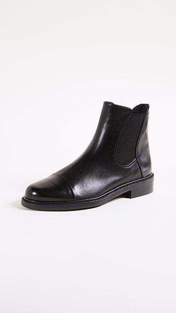 Stuart Weitzman Gobi Chelsea Boots