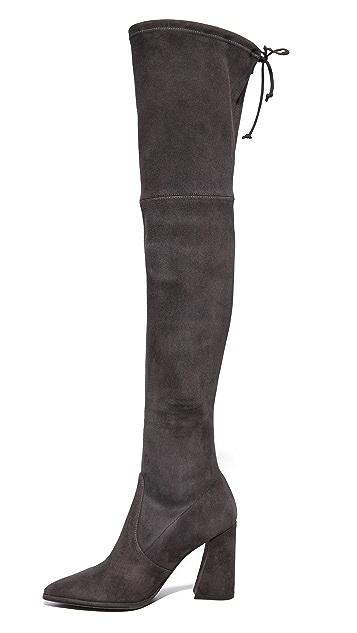 Stuart Weitzman Funland Thigh High Boots