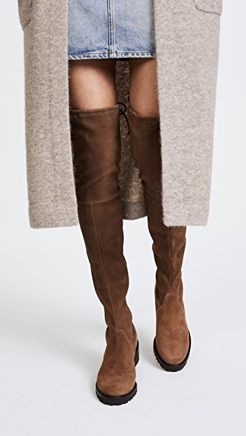 Stuart Weitzman Vanland Over the Knee Boots