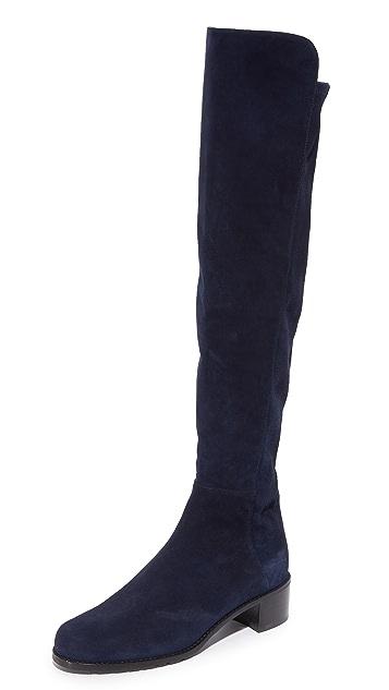 Stuart Weitzman All Serve Knee High Boots