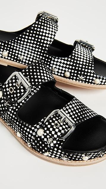 Stuart Weitzman Sandbar Sandals