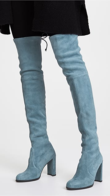 Stuart Weitzman Hiline Thigh High Boots