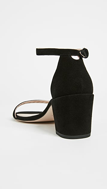Stuart Weitzman Простые сандалии
