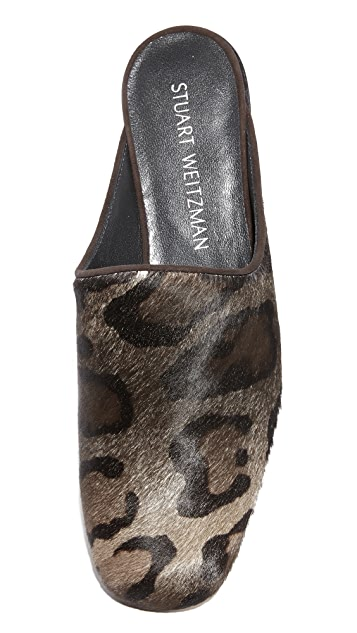 Stuart Weitzman Pipemulearky Mules